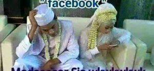 Nasib dapat jodoh di Facebook