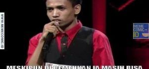 Suara Emas Boby Berliandika di X Factor Indonesia