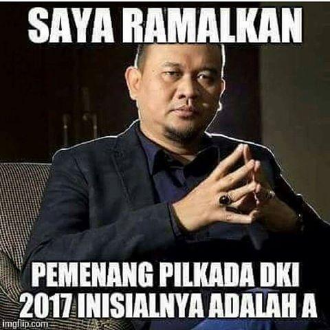 Pemenang Pilkada DKI 2017