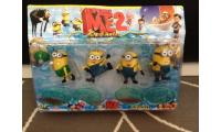 WTS:  Despicable ME Figurines collectibles