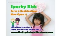 Sparky Kids: Registrations Open Now!