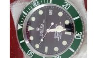 Rolex wall clock affordable