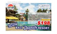 Hot Deal- 3D 2N Bali Vacation Packages