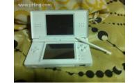 Used White Nintendo DS