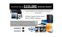 Received Up to $135,000 Business Grants!