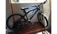 USED: Blue color Aleoca Formula FXT bicycle.