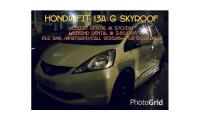 Honda Fit For Daily Rental