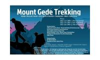 2 Days 1 Night Mount Gede Trekking