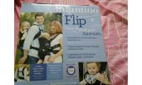 Child Flip Front and Back Pack Carrier