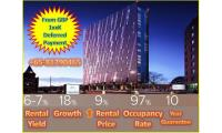 Axis Tower In Manchester CBD (Yield up to 7%, Growth more than 15%, From GBP 1xxK Only)