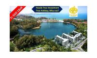 Banyan Tree Luxurious Service Apartment for investment + Free Stay