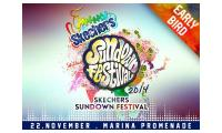 WTS Selling Sketchers Sundown Festival 2014 tickets for sale