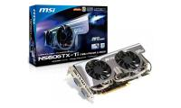 MSI N560GTX TI TWIN FROZR II 2GD5/OC (Graphics Card)
