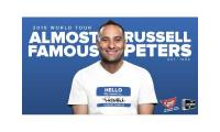 WTS: Front Row Seats to Russell Peters Almost Famous World Tour 2015!!!!