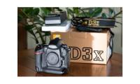 FOR SALE: Nikon D3X, Canon EOS 5D Mark III SLR