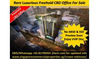 Crown @ Robinson Office Near Tanjong Pagar MRT & International Plaza
