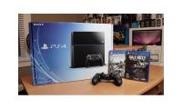 Sony PlayStation 4 (Latest Model)- 500 GB Jet Black Console