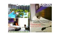 FLASH DEAL! RWS Hard Rock Hotel, 4 April 2015 - Save S$160!