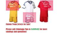 Custom Team Jerseys June SALE!