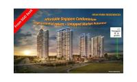 Affordable new Singapore condominium for sale from only SGD 3xxK