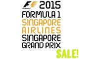 WTS F1 Bay Grandstand, Zone 4 Walkabout tickets