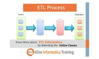 ETL Training Online at Online Informatica Training