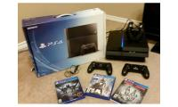 Sony PlayStation 4 (Latest Model)- 500 GB Jet Black Console *NEW*