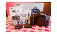 Canon 5d Mark 3 with extra battery