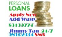 Need Fast cash please add wasp @ 83139774 jimmy yan