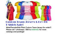 Custom Team Jerseys CNY Offer!