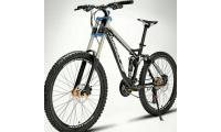 (po)Dual suspension forks mtb