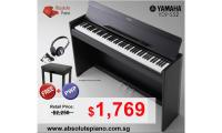 Special Deal! Yamaha Digital Piano YDP S52 1769 -free gift + PWP