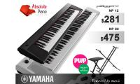 Yamaha Mid Year Sale! Piagerro NP 12/32 - from only $281
