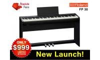 New Product Launch at Absolute Piano - Roland FP 30 only $999