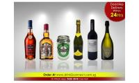 $49.80/pc Chivas Regal 12yrs Whisky, $37.80/pc Bacardi Superior Rum/Alcohol Delivery Singapore