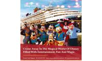 Disney Cruise Singapore Travel Vacation Deal Promotion Special