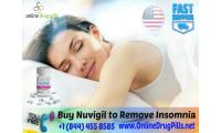 Nuvigil medication helps to treat your sleep-wake disorder