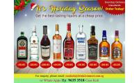 9835 0388 Alcohol Promotion by Drink2Connect(Season Celebration)