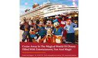 Join Micky, Minnie, Goofy and Donald On A Fun-Filled Trip Onboard Disney Cruise!