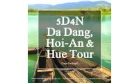 Vietnam 5D4N Danang, Hoi-An & Hue Holiday Travel Special Deal