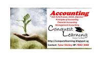 IGCSE, GCE N/O/A Level Principles of Accounts POA Accounting Home Tuition Call Tutor 9842-3048