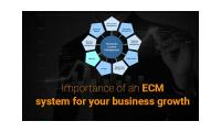 Importance of an ECM system for your business growth