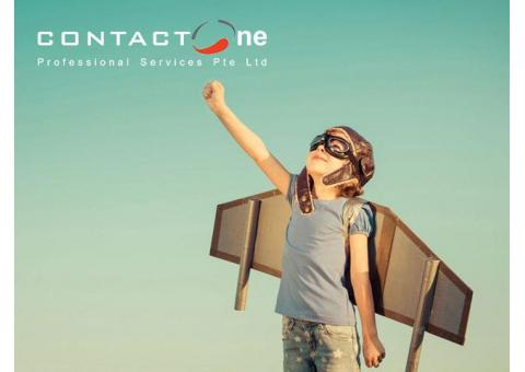 Register Your Business In Singapore with CONTACTONE
