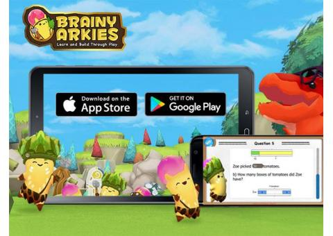Brainy Arkies - Learn and Build Through Play