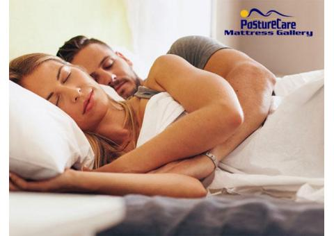 Sleep Better, Toss Lesser with PostureCare Mattresses