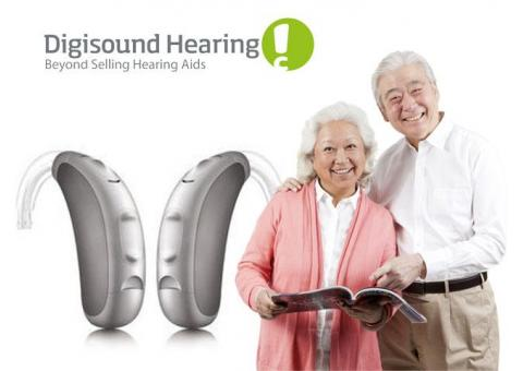 Learn All You Need To Know About Hearing Aids with Digisound Hearing
