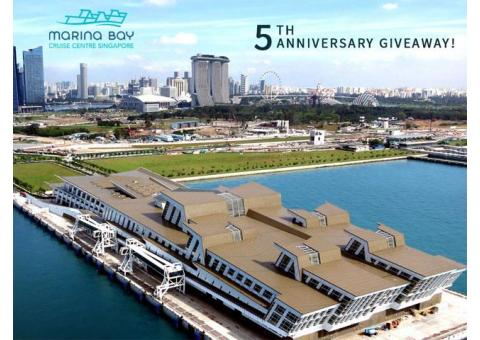 Marina Bay Cruise Centre Singapore celebrates 5th Anniversary