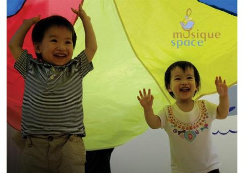 Musique Square - Customised Music Programme for Your Kids