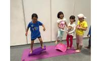 Gymnastics Singapore - Tumble Joy Gym