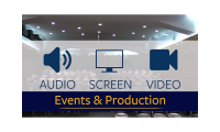 Are you looking for Audio Visual services?